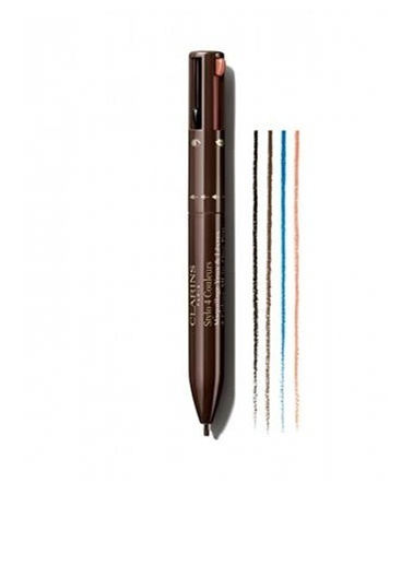 Clarins Clarins Göz ve Dudak Kalemi Seti - 4 Colors Make Up Pen Renkli
